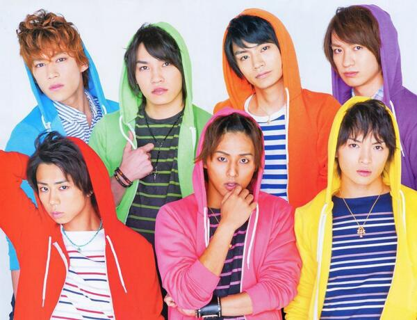 ボーダーKis-My-Ft27
